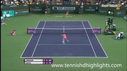 Jelena Jankovic vs Sabine Lisicki - Indian Wells 2015