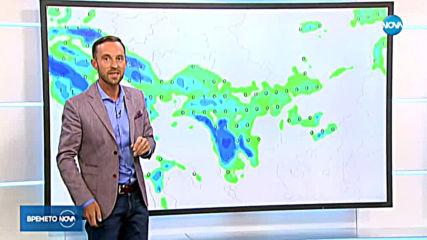 Прогноза за времето (17.09.2019 - обедна емисия)
