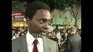 Edi Gathegi: When Tupac Died, I Cried - at the Twilight Saga New Moon Premiere