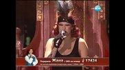 Жана Бергендорф X Factor (28.11.13)