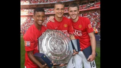 Manchester United - Community Shield Champions