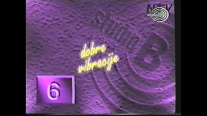 Lepa Brena & Miki Jevremovic - Dobre vibracije, TV Studio B '95, part 2