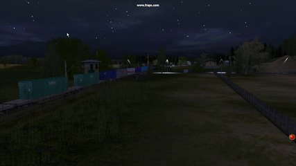 Нощна товарачка trainz