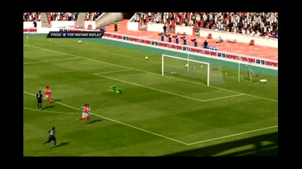Fifa 12 - Incredible goal