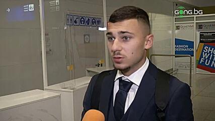 Доминик Янков: Разочаровани сме, но ние ще се борим докрай