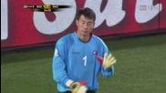 Бразилия 2 - 1 Северна Корея Майкон Гол World Cup 2010™ South Africa Високо Качество