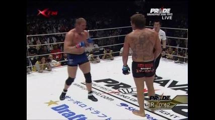 Josh Barnett vs Aleksander Emelianenko