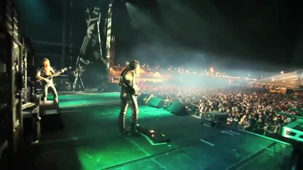 Manowar Spain 2009