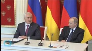 Germany Condemns Russian Deal With South Ossetia as Threat to Georgia