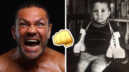 Кубрат Пулев качи своя детска снимка и проговори за... мотивацията?!