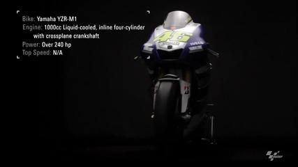 Motogp™ -- Valentino Rossi's Yamaha Yzr-m1