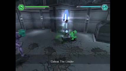 Hulk vs The Leader