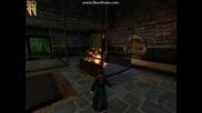 играта хари потър и стаята на тайните -първата съставка - рог от двурог част 1