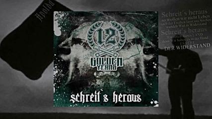 12 Golden Years - Schreits Heraus