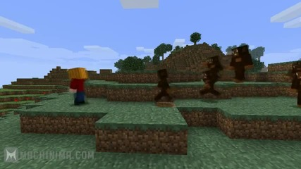 The Minecraft Song (good :d)
