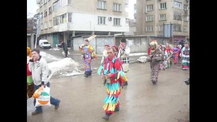 сирница и заговезни в гр . троян 26,02,2012г.