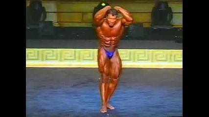 Milos Sarcev - Olympia 1998