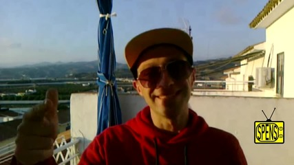 Новогодишен Поздрав на Гошо от Почивка, който ще награди щастливеца от играта на SpensTV