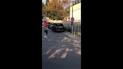 Безхаберно паркиране