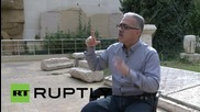 Syria: Palmyra Museum director recounts IS capture and hunt for 'lost gold'