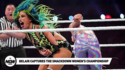 WrestleMania 37 Day 1 Recap | Bianca Belair, Aj Styles and Omos Taste WrestleMania Gold: WWE Now India