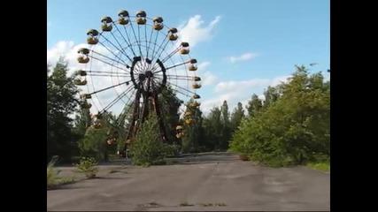 Изоставения Град Припят В Чернобил