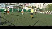 Vivacom - 2ри на Благотворителния Футболен Турнир на Holiday Heroes
