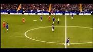 Steven Gerrard on fire 2008/09