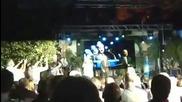 David Bisbal Premio Mejor Embajador De Almeria Gala del Turismo y el Mediterraneo 2014