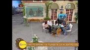 """Какво се случва с трите двойки, участващи в риалити проекта """"Моето мечтано бебе"""" - На кафе(10.09.14)"""