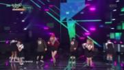 170602 Hyoyeon - Wannabe @ Music Bank