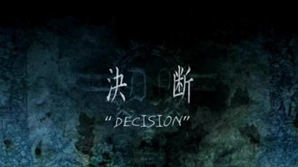 Death Note episode 16 [decision] english dub