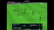 Fifa 2010 - гол на Дарън Бент