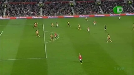 Manchester United 3:0 Wolverhampton 15.12.2009