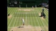 Wimbledon 2009 : Федерер - Карлович