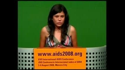 Международен форум за СПИН в Мексико
