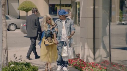 Nicki Minaj feat. Chris Brown - Right By My Side * Перфектно Качество *