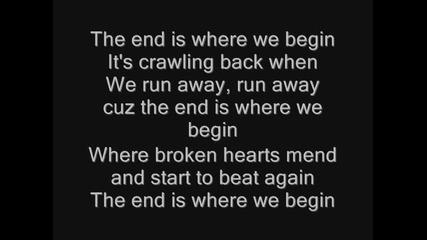 Thousand Foot Krutch - The End Is Where We Begin Lyrics
