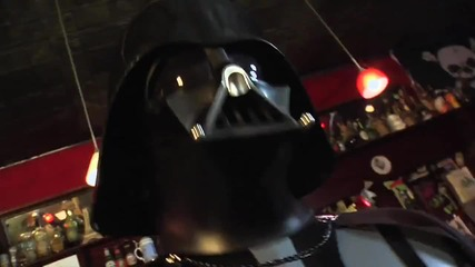 Chad Vader and Obama Girl Get Freaky The Key of Awesome #9 (hd)