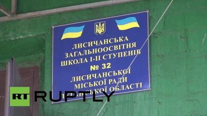 Ukraine: Tornado battalion refuse to lay down arms after leader's arrest
