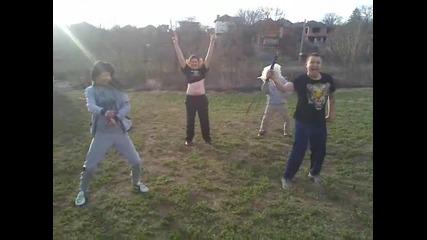 Harlem Shake - Радомирци