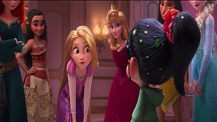 "Ралф разбива интернета - ТВ спот ""Принцеси в Интернет"""