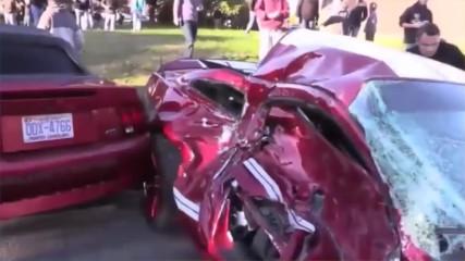 РАЗБИВАНИЯ: Спортните коли не са за всеки