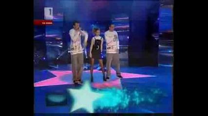 Eurovision 2009 - Боби Кокера, Блеки, Sunnie