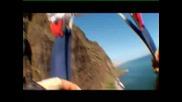 Скок с мотор от Cabo Girao