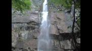 vodopada Borov kamuk