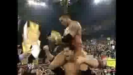 Evolution Gives Orton The Boot