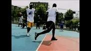 Nike Street Basketball Freestyle