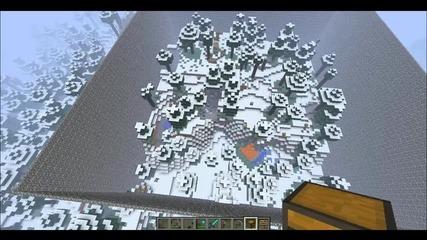Minecraft Snowball Fight