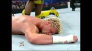 Kofi Kingston & R - Truth vs Dolph Ziggler & Jack Swagger 2/2 [ Wwe Over the limit 2012 ]